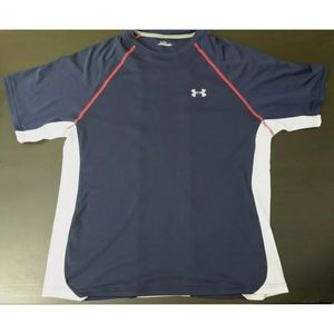 Under Armour Red White Blue Performance Workout